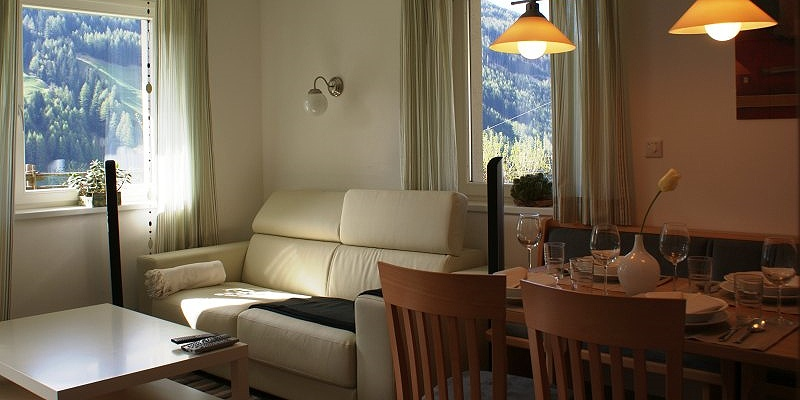 Holiday flat in Sankt Johann - Speikboden
